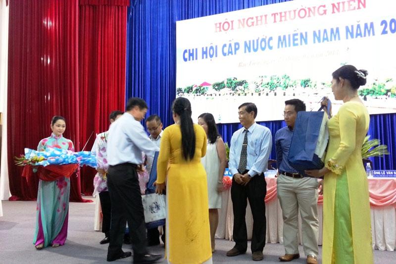 Hội nghị thường niên Chi hội Cấp nước miền Nam năm 2013 tại Bạc Liêu 2 - Công ty CP Kỹ Thuật Á Châu