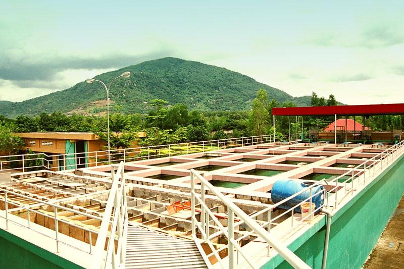 Cung cấp & thi công lắp đặt thiết bị công nghệ trạm bơm nước thô, bể phản ứng, bể lắng, bể lọc , trạm bơm nước sạch cho Nhà máy nước Tóc Tiên - BRVT
