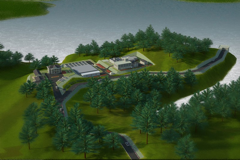 Nhà Máy Nước Dankia 2