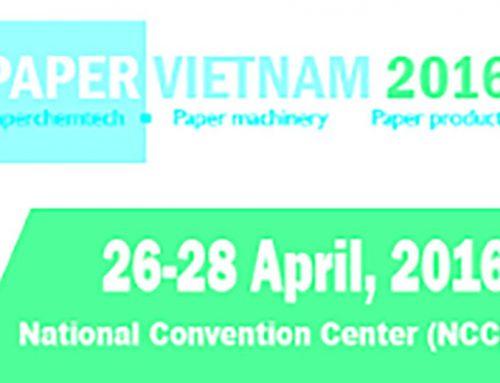 Triển lãm quôc tế lần thứ 5 chuyên ngành công nghiệp giấy và bột giấy