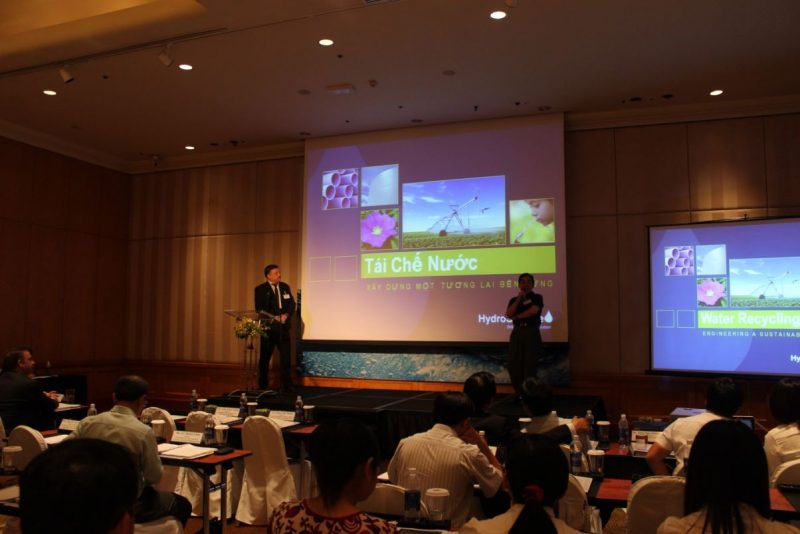 cong ty hydrosience - Công ty CP Kỹ Thuật Á Châu