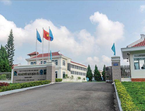 Công ty TNHH MTV Xây dựng và Cấp nước Thừa Thiên Huế