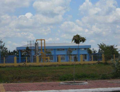 Nâng cấp Nhà máy Nước Hồ Đá Đen